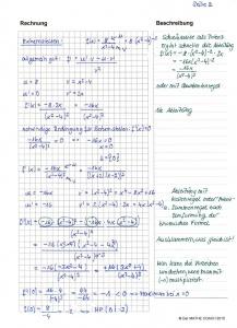 Gebrochenrationale Funktion Z kleiner N (2)